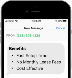 Benefits- short codes-phone 2