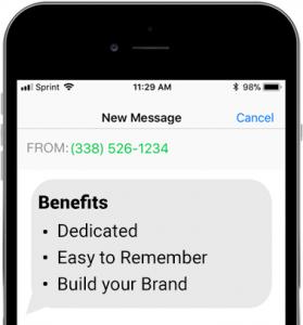 Benefits- short codes-phone 3